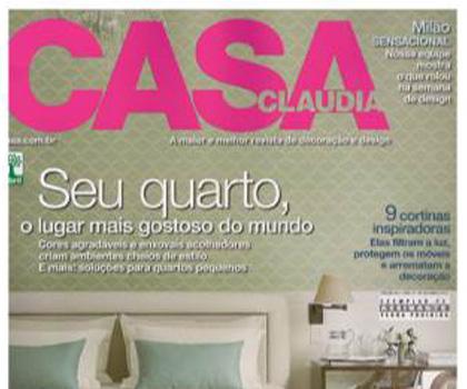 Casa Claudia – Mai 2013
