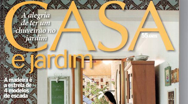 Casa e Jardim – Fev 2009-Ed 649