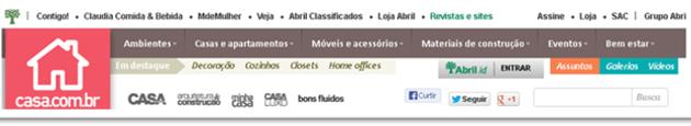 Casa.com.br – Agosto 2013
