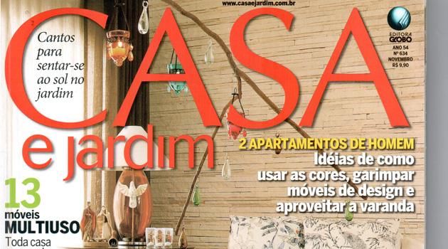 Casa & Jardim – Ed 634