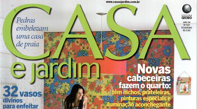 Casa & Jardim – Ed 637