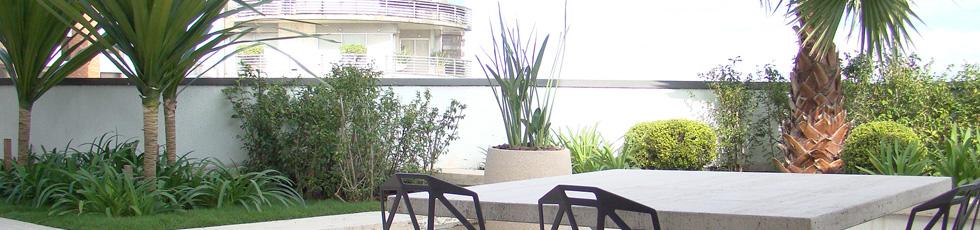 Cobertura Jardins