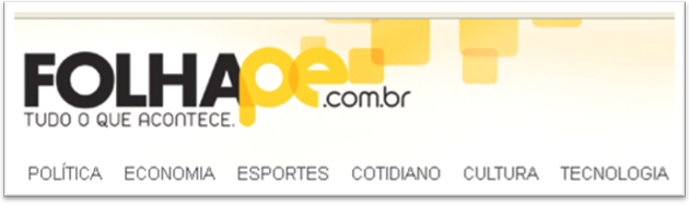 Folha de Pernambuco – Agosto 2013