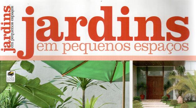 Jardins em Pequenos Espaços – Ed-29.