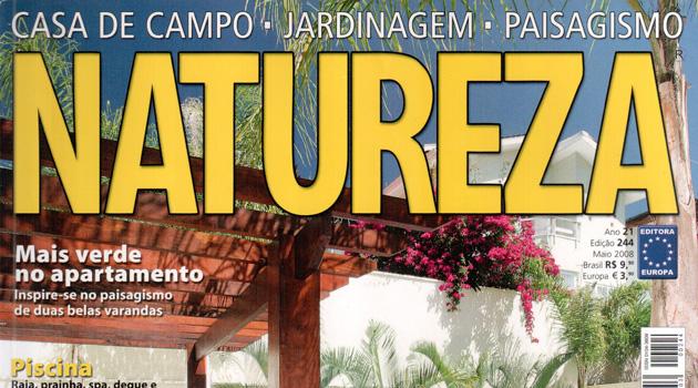Revista Natureza – Maio 2008-Ed 244