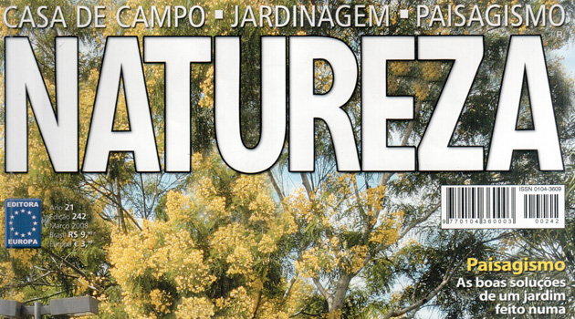 Natureza – Mar 2008